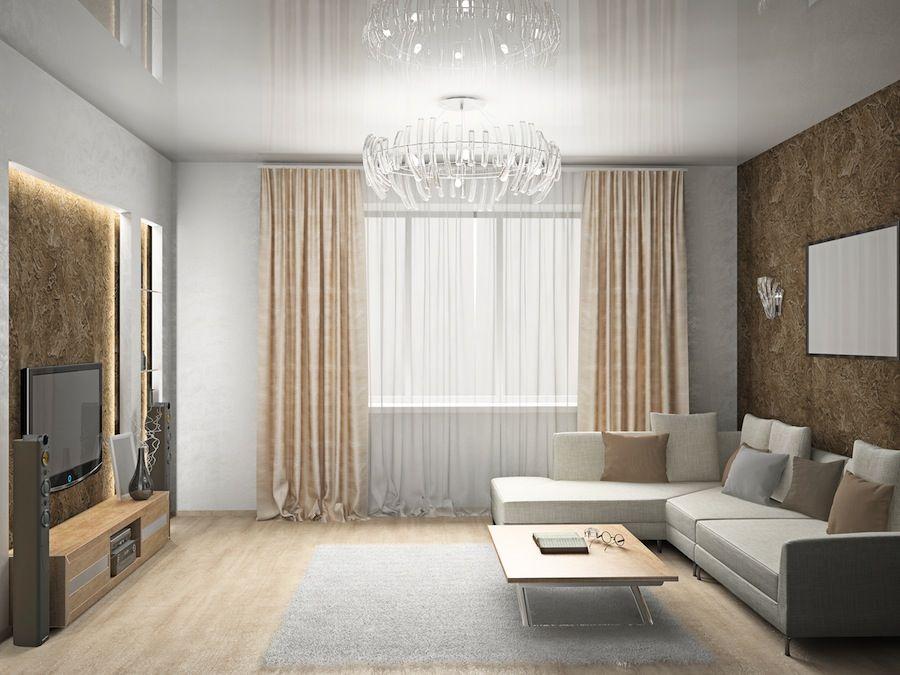 Дизайн спальни с обоями в цветы